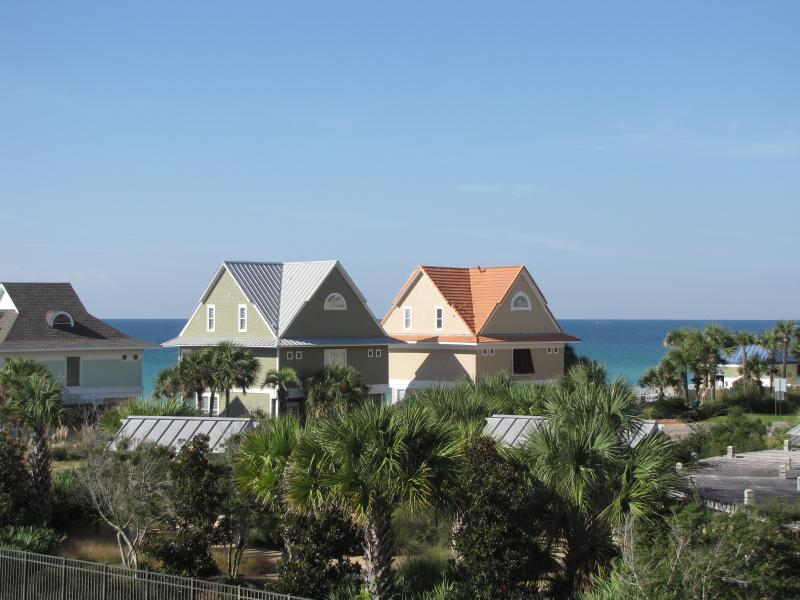 Nice view from balcony - Miramar Beach, Fla., Ocean View, at the beach! - Miramar Beach - rentals