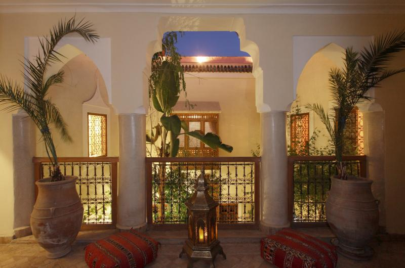 Riad El Youssoufi in the old medina of Marrakech - Image 1 - Marrakech - rentals