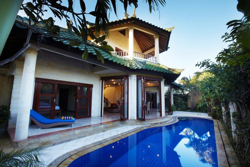 Bali Diamond Estate,3 BR Ocean View Villa,Keramas - Image 1 - Gianyar - rentals