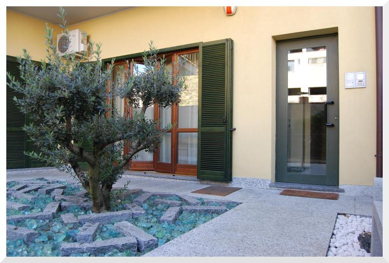 Main facade - Casa Camozzi - Bergamo - rentals