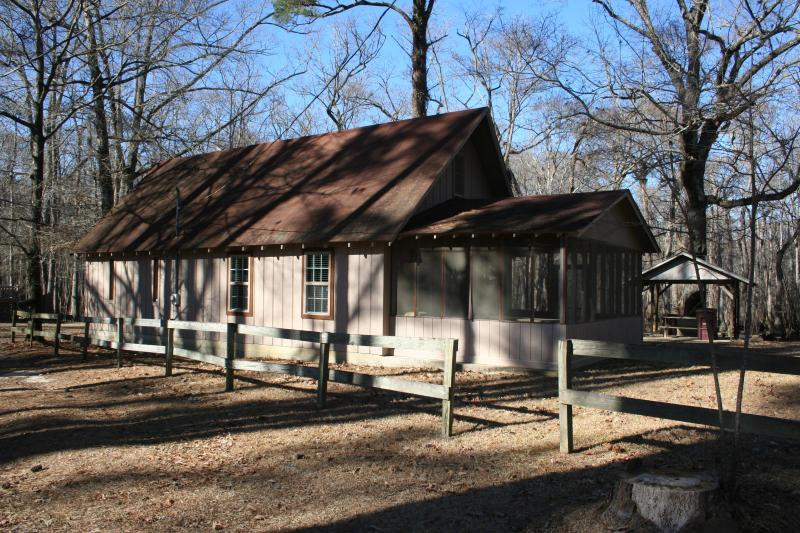 View from White Oak Road - South Carolina Lowcountry River Cabin - Gresham - rentals