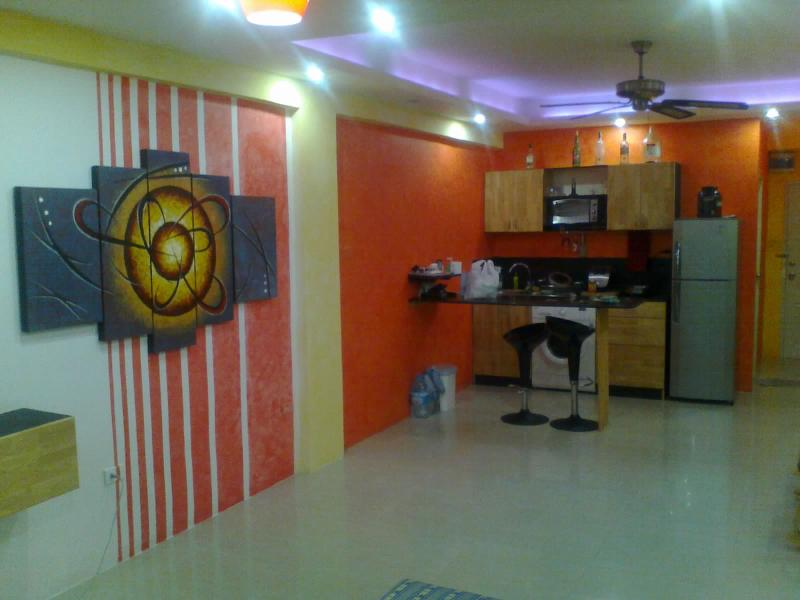 Very well apointed studio apartment with pool 5 mi - Image 1 - Pattaya - rentals