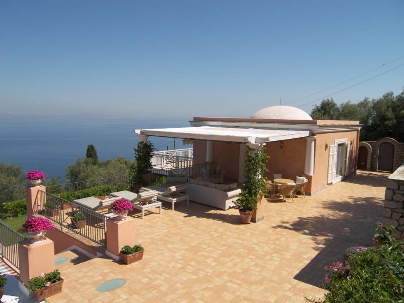 Villa Bella Donna - Image 1 - Anacapri - rentals