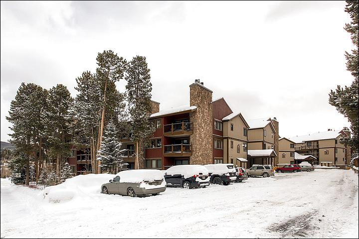 Newly Remodeled Park Place Condo - Newly Remodeled Complex - Convenience & Value (3120) - Breckenridge - rentals
