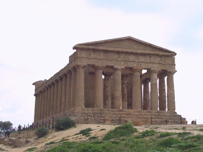 tempio della Concordia - appartamento vicino la valle dei templi e il mare - Agrigento - rentals