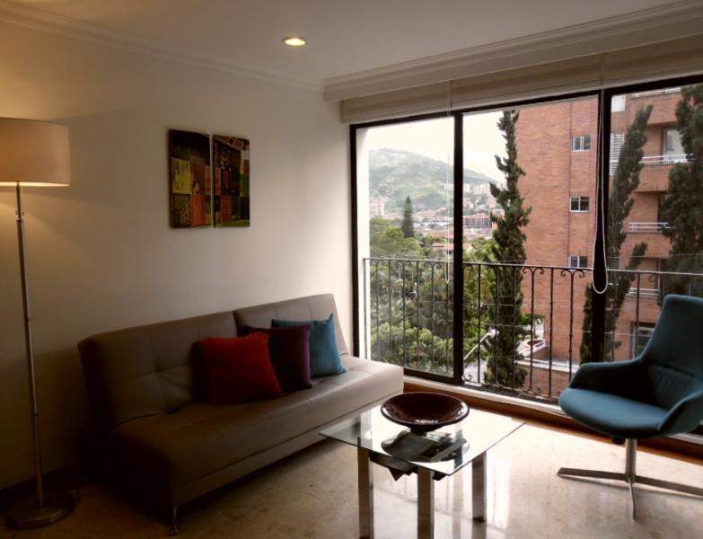 Economical Poblado with Great Views 0103 - Image 1 - Medellin - rentals