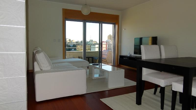 Living room - Apartment for 4 people in Gaia, 5 min. from Porto - Vila Nova de Gaia - rentals