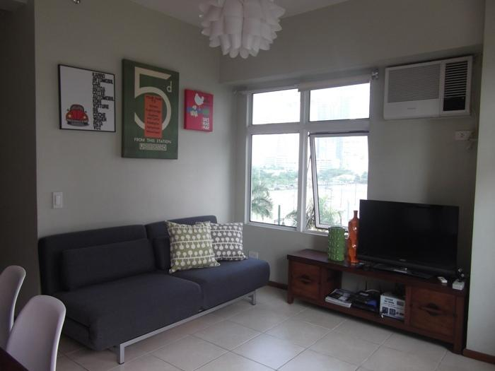 BRIGHT AND AIRY SPACE - MODERN COUNTRY CHIC CONDO IN THE CITY - Taguig City - rentals