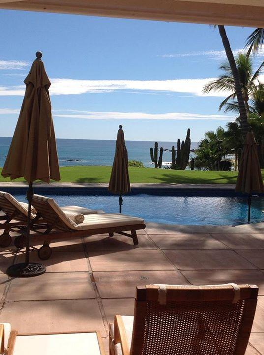 SPECTACULAR BEACHFRONT ESTATE; CHEF, MAID, BUTLER - Image 1 - San Jose Del Cabo - rentals