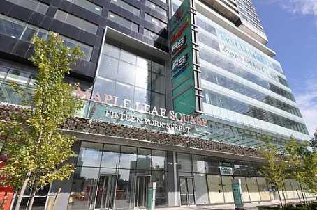 **Furnished 1 Bedroom Suite - MAPLE LEAF SQ - Image 1 - Toronto - rentals