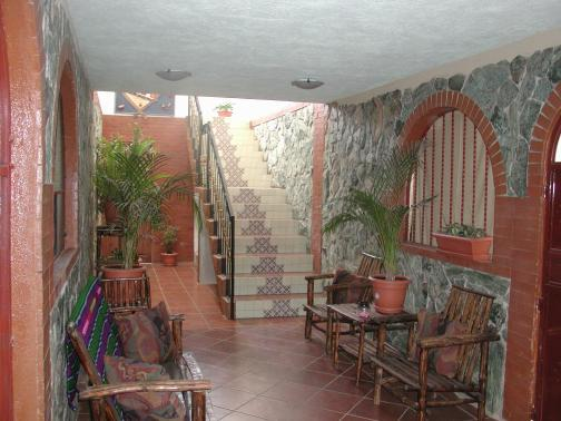 Entrance - Fuego Apartment - Quite and Safe - Ciudad Vieja - rentals