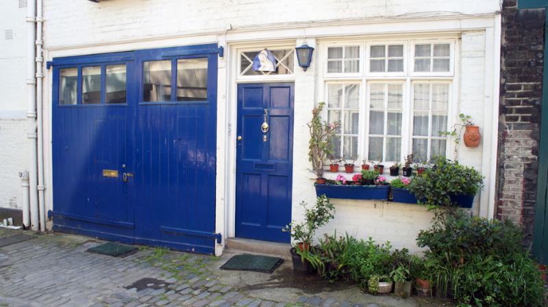Facade - The Belgravia Aparment - London - rentals