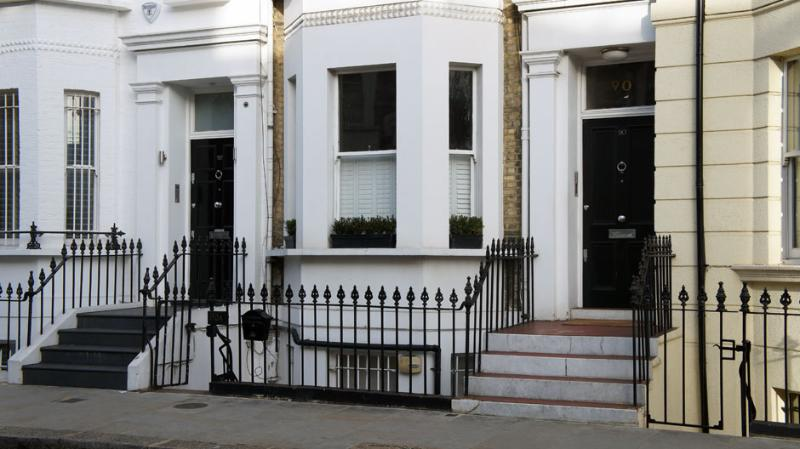 Facade - The Chelsea Apartment - London - rentals