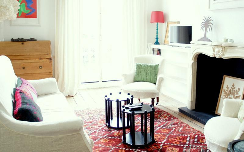 Living Area - The Portobello Apartment - London - rentals