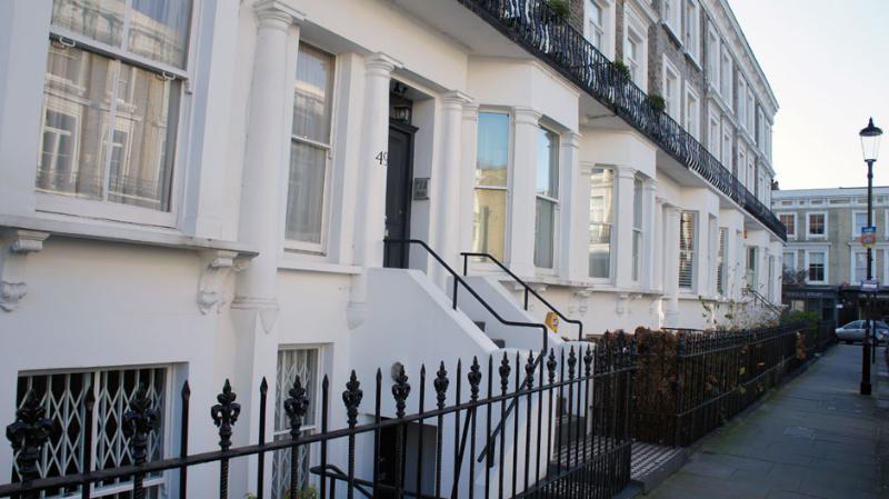 Facade - The Romance Apartment - London - rentals