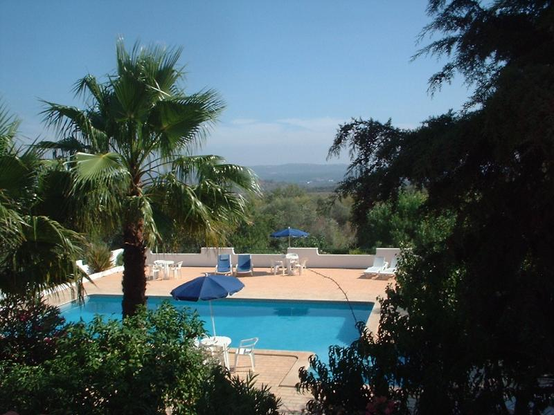 Rear southerly view - Villa Feliz One Bedroom Apartment 1B - Vila de Rei - rentals