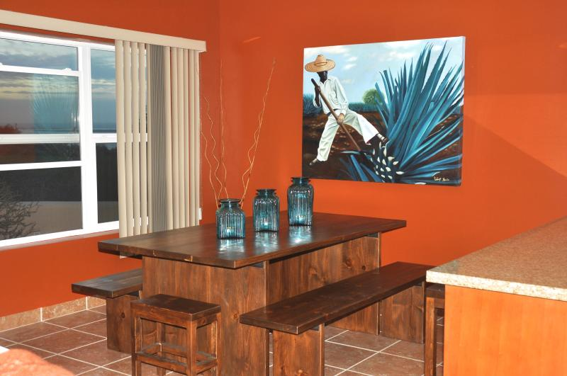 Windows facing hole #10 and the Sea of Cortez - 50 Shades of Paradise! Costa Baja Hm-Spring Special! - La Paz - rentals