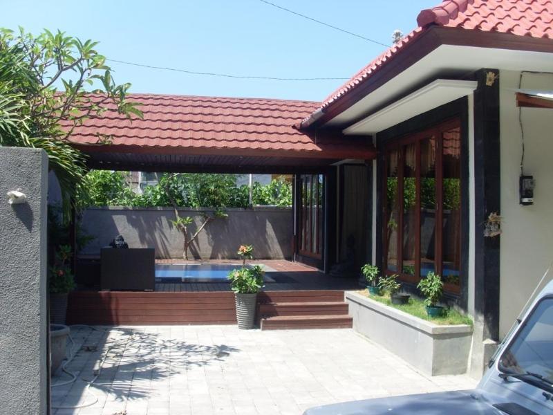 front of villa - Canggu Villa Cinta - Canggu - rentals