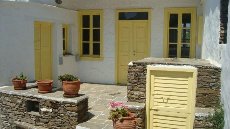 Traditional Stone House in Sifnos - Holiday Stone House in Sifnos - Sifnos - rentals