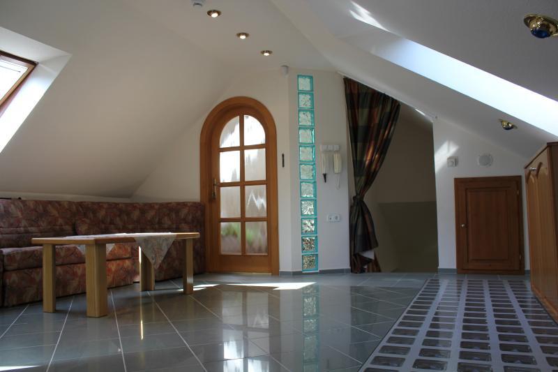 living room - Apartment Vista - Hévíz, Hungary - Heviz - rentals