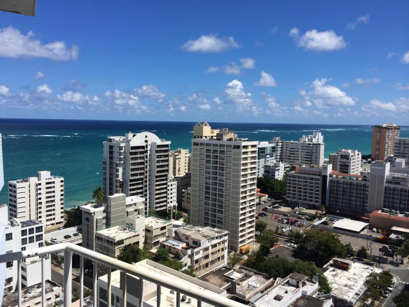 Ashford Imperial - Luxury Suite 2501 Condado Beach - Image 1 - San Juan - rentals