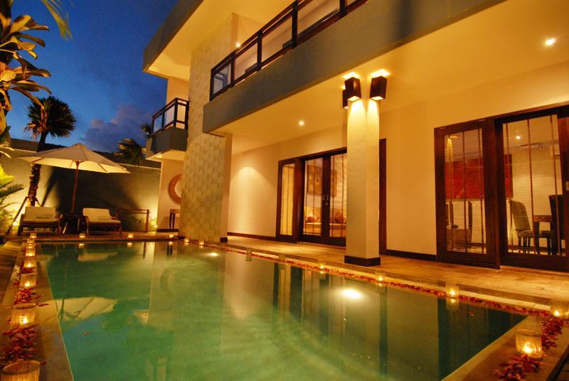 Swimming pool - Sakovabali Villa 0035 Batubelig 2 BR - Denpasar - rentals