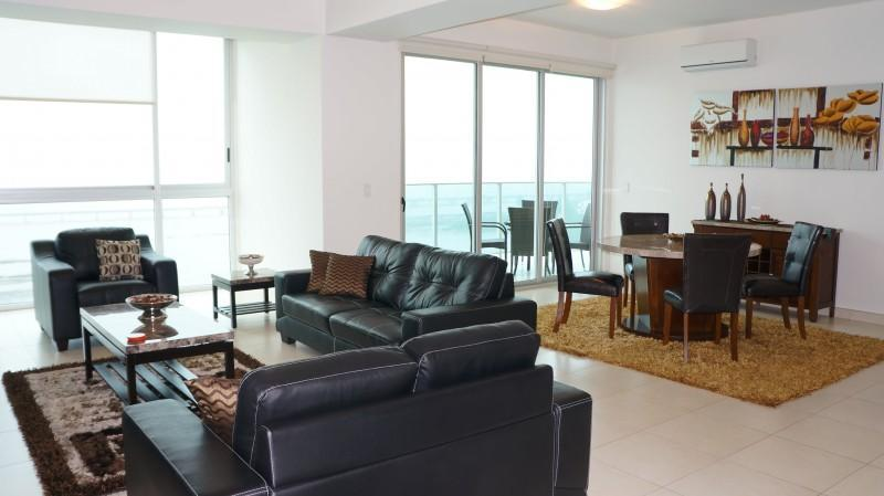 Relaxing Apartment in Nautica - Image 1 - Panama City - rentals