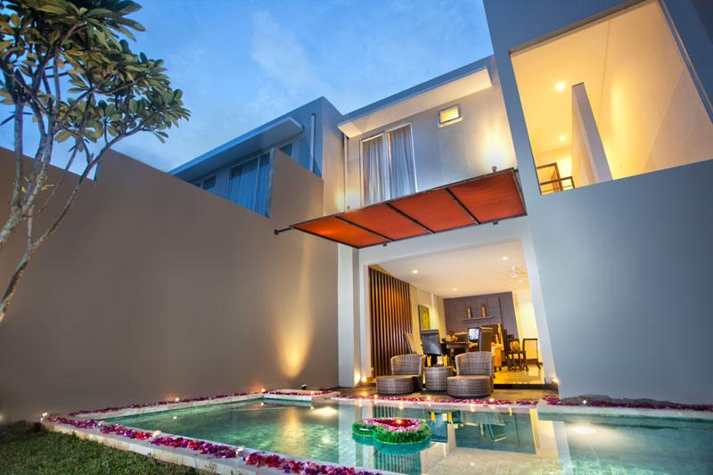 Pool - Sakovabali Villa 0038 Batubelig 2 BR - Kuta - rentals