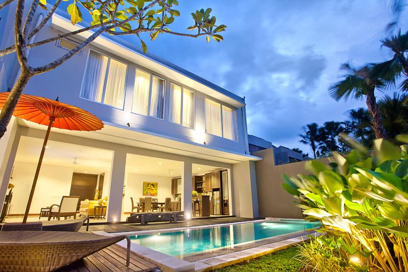 pool - Sakovabali Villa 0039 Batubelig 3 BR - Kuta - rentals