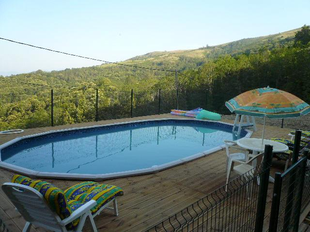 The 10.5m Pool - Restored Traditional Catalan Mas on an Isolated Organic Sheep Farm and Endurance Horse Stud. - Eyne - rentals