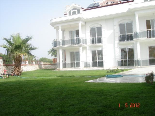 View of gardens - Spacious Apartment in a relaxing Complex, Calis - Fethiye - rentals