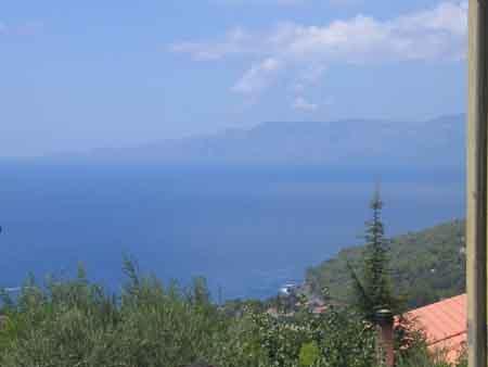 vista terrazzo - Casadilascio a MARATEA - Maratea - rentals