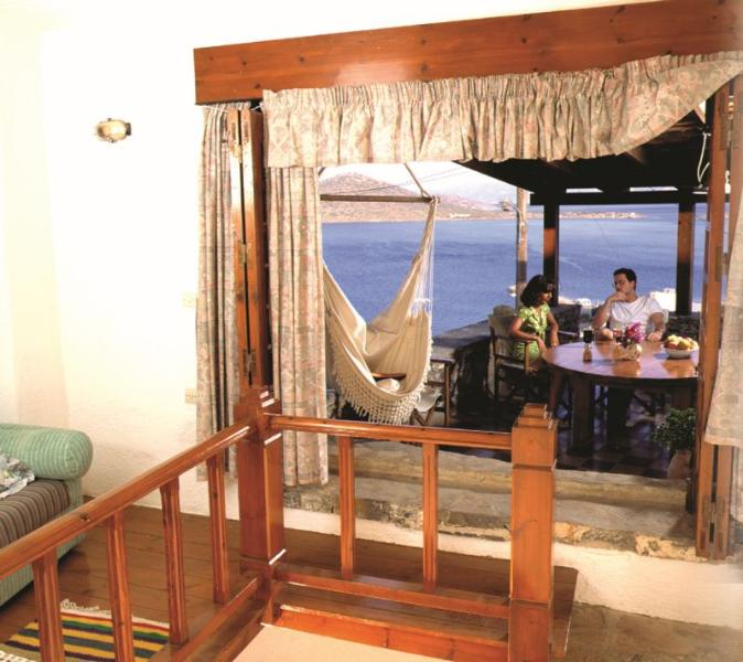 AMAZING SEA VIEW VILLLA ARGIRO ISLAND OF CRETE GREECE ELOUNDA LASITHI - The Traditional Homes Of Argiro And/or Margarita - Elounda - rentals