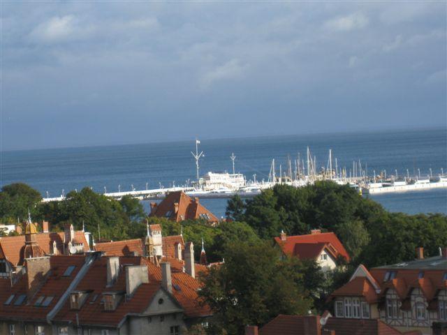 Sopot, Poland Apt. w/ Sea View! - Image 1 - Sopot - rentals