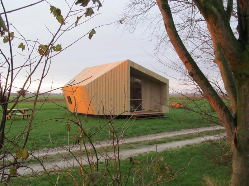 Special ecolodge near Wadden Sea in Friesland - Image 1 - Kollum - rentals
