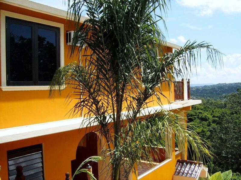 Side View - Luxury 2 Bedroom Oceanview Villa - Rincon - rentals