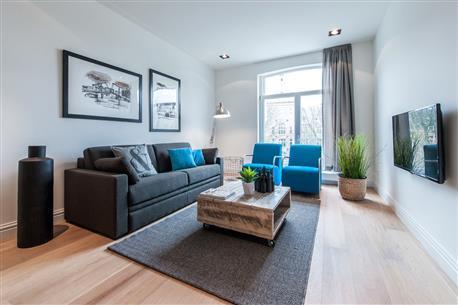 Tropen Apartment 5 - Image 1 - Amsterdam - rentals