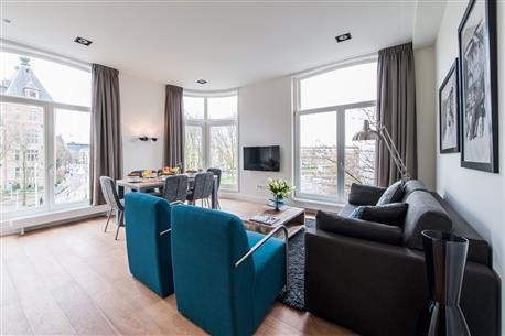 Tropen Apartment 6 - Image 1 - Amsterdam - rentals