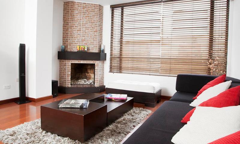 Trendy Apartment in Parque 93 - Image 1 - Bogota - rentals