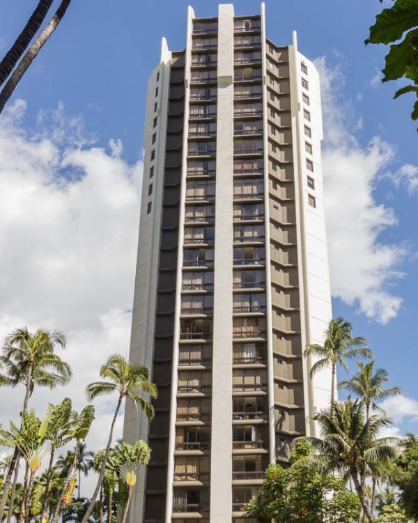 Liliuokalani Gardens - Liliuokalani Gardens Suite 915 Liliuokalani Gardens - Honolulu - rentals