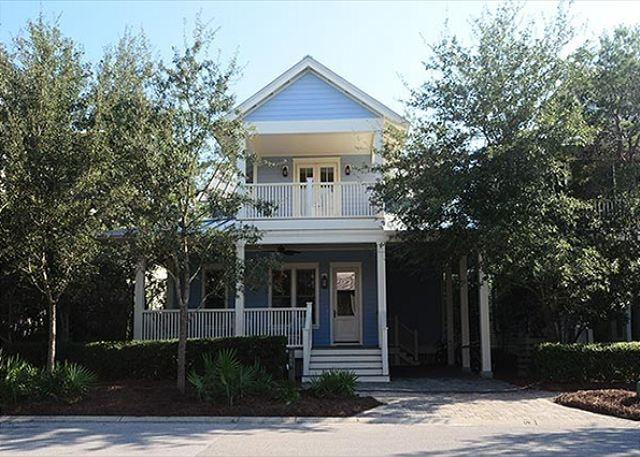Blue Bird Beach House in Phase 1 WaterColor - Blue Bird Beach House - Watercolor - rentals