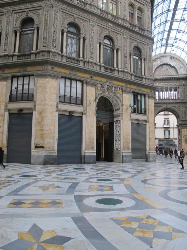 "Napulè House in hart of the city  ""Galleria Umberto I"" - Image 1 - Naples - rentals"