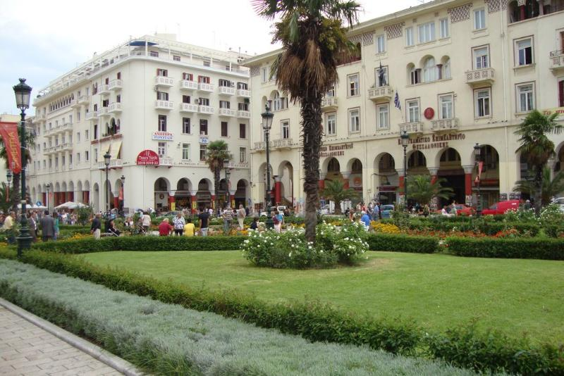 Ideal position of the apartment next to the city's main Square- Aristotelous square - In the heart of Thessaloniki -Next to Aristotelous - Thessaloniki - rentals
