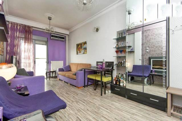 Thessaloniki central condo-living room - Right in the hub !!! Aristotelous Square Apt ! - Thessaloniki - rentals