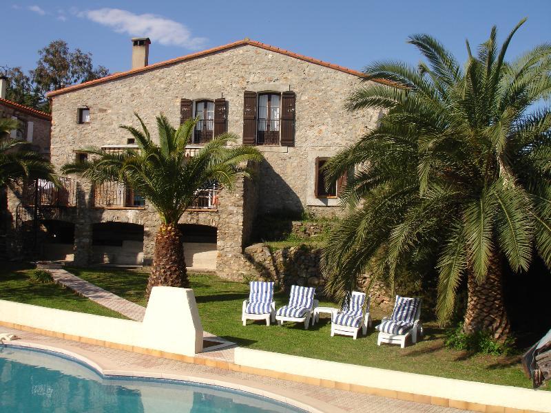 RoussillonFarmhouse - Private garden and pool - Stunning Farmhouse nr Argeles Sur Mer & Collioure - Argeles-sur-Mer - rentals
