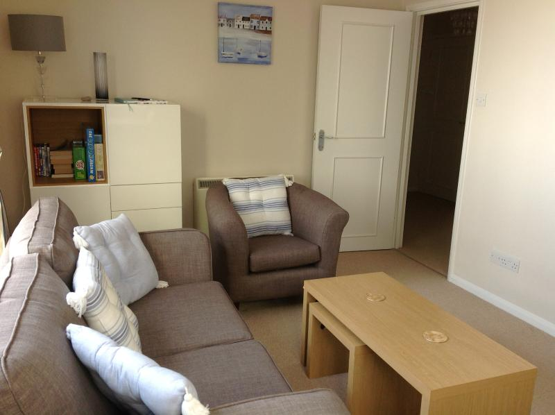 Lounge - Self-Catering Accommodation in Sidmouth - Sidmouth - rentals