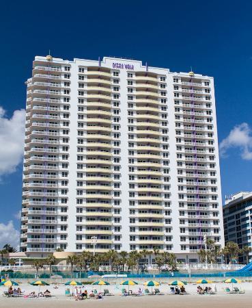Wyndham Ocean Walk - *OceanFront,3bdr,slps10 - Daytona Beach - rentals