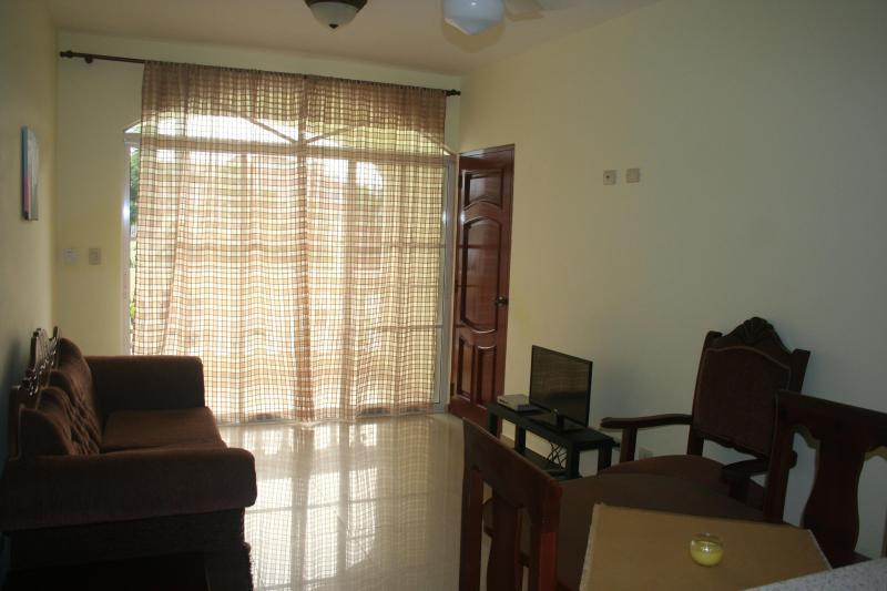 Living room - Beach apartment with a big pool - Puerto Plata - rentals