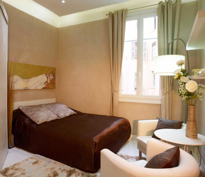 Best location to see Nice Beautiful Designer 1 BR - Image 1 - Nice - rentals