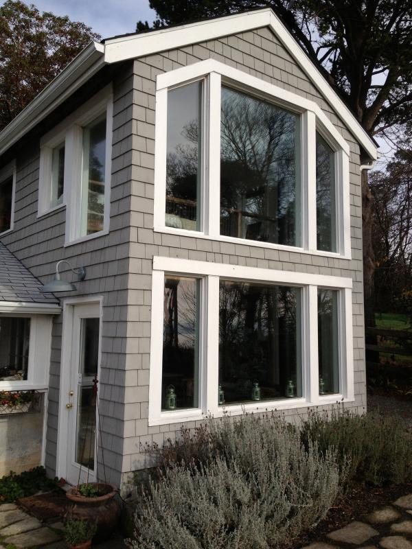 View windows - Vashon Island Loft &; Beach - Vashon - rentals